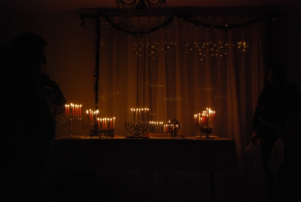 chanukah candles 2